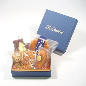 ル・プレジダン 洋菓子詰め合わせ